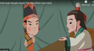 Trịnh Quân khuyên huynh tỉnh ngộ