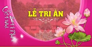 Lễ tri ân Cha Mẹ và vợ chồng tại Hà Nội 2017