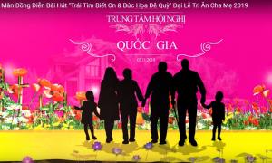 """Màn Đồng Diễn Bài Hát """"Trái Tim Biết Ơn & Bức Họa Dê Quỳ"""" Đại Lễ Tri Ân Cha Mẹ 2019"""