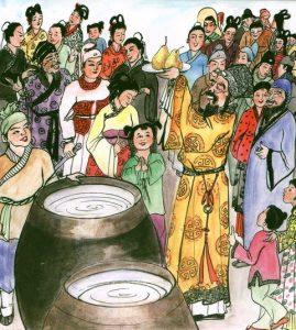 Trịnh Liêm tề gia